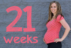21 Weeks Pregnant – Get to Know Symptoms, Tips, and What to Expect