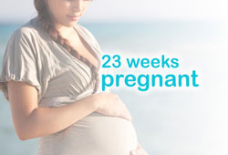 Symptoms & Tips at 23 Weeks Pregnant