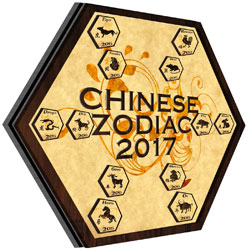 2017 Chinese Zodiac Signs