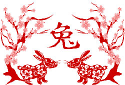 Chinese Zodiac Rabbit 2017 Forecast in the Red Monkey Year